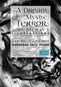 A Dream of Mystic Terror @ Barnabas Arts House | Wales | United Kingdom