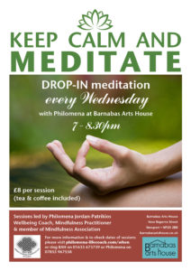 Keep Calm & Meditate @ Barnabas Arts House | Wales | United Kingdom