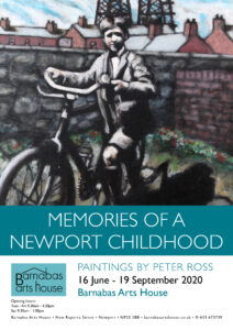 Memories of a Newport Childhood @ Barnabas Arts House